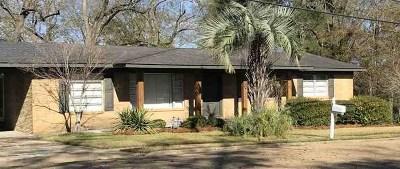 Magee Single Family Home For Sale: 305 1st St SE 1st St SE