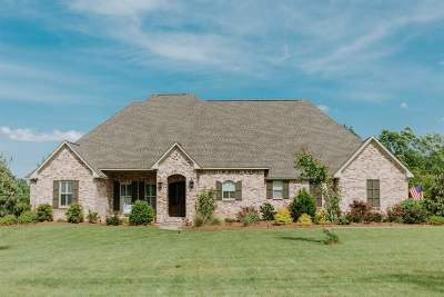 Madison County Single Family Home For Sale: 182 Church Rd