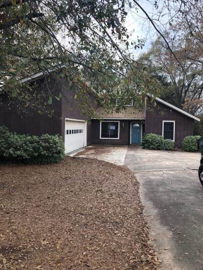 Ridgeland Single Family Home Contingent/Pending: 717 Greenfield Dr