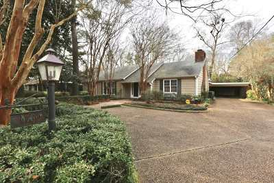 Jackson Single Family Home For Sale: 3739 Crane Blvd