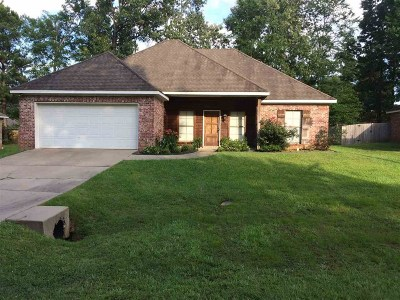 Byram Single Family Home Contingent/Pending: 116 Gaddy Dr