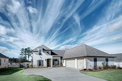 Lake Caroline Single Family Home For Sale: 125 Camden Lake Cir