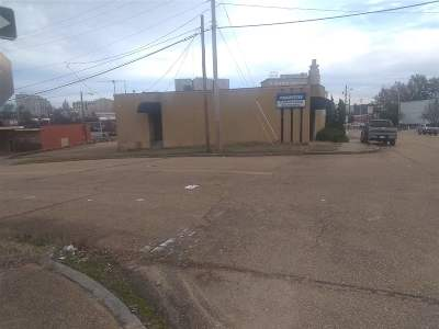 Hinds County Commercial For Sale: 450 W Capitol St