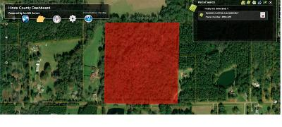 Hinds County Residential Lots & Land For Sale: Parsons Rd