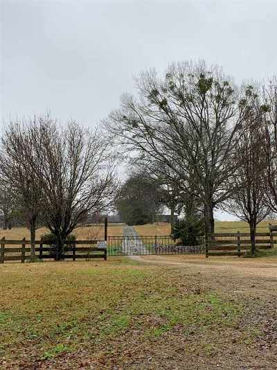 Madison County Residential Lots & Land For Sale: 500 Cane Creek Rd