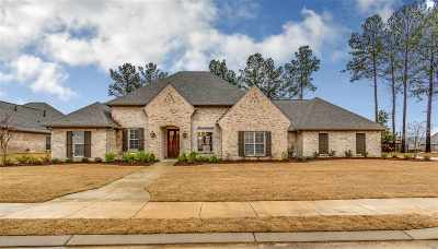 Madison MS Single Family Home For Sale: $375,000