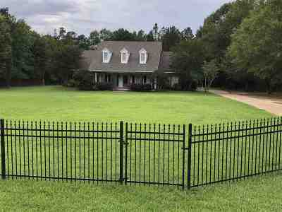 Rankin County Single Family Home For Sale: 1200 Shaddowood Dr