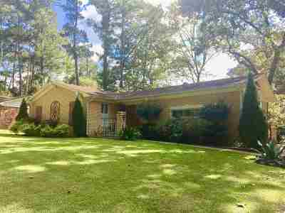 Mendenhall Single Family Home For Sale: 903 Woodland Cv