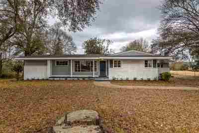 Jackson Single Family Home For Sale: 5440 Raymond Rd