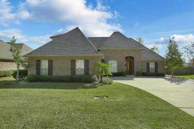 Madison County Single Family Home For Sale: 143 Carmichael Blvd