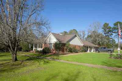 Hinds County Single Family Home For Sale: 204 Crescent H Dr