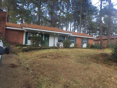 Newton County Single Family Home For Sale: 120 Candace St
