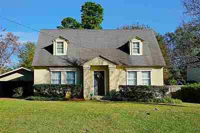 Leake County Single Family Home For Sale: 204 N Jordan St