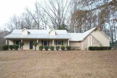 Hinds County Single Family Home For Sale: 209 Memory Oaks Dr