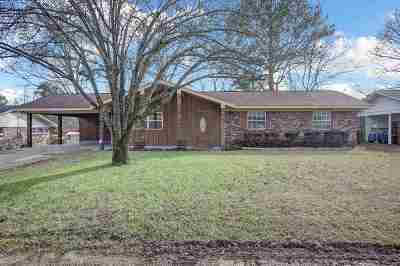 Pearl Single Family Home For Sale: 2359 Upper Dr