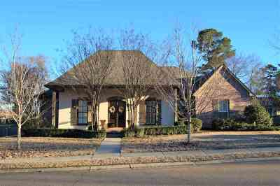 Madison County Single Family Home For Sale: 250 Lake Circle