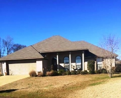 Pearl Single Family Home For Sale: 1004 Clubhouse Ct