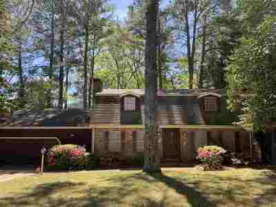 Jackson Single Family Home For Sale: 1607 Douglas Dr