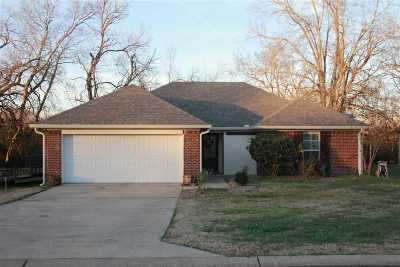 Canton Single Family Home Contingent/Pending: 128 Northgate Dr