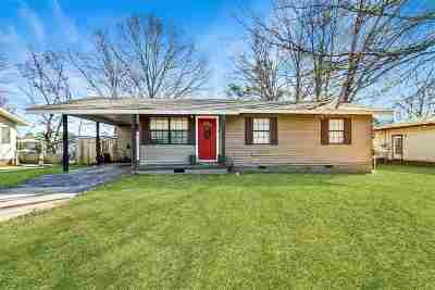 Pearl Single Family Home For Sale: 128 Greer Dr