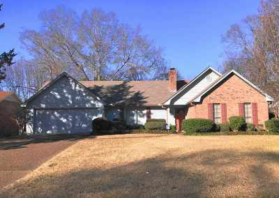 Jackson Single Family Home For Sale: 1420 Tracewood Dr