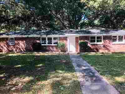 Jackson Single Family Home For Sale: 3235 Santee St