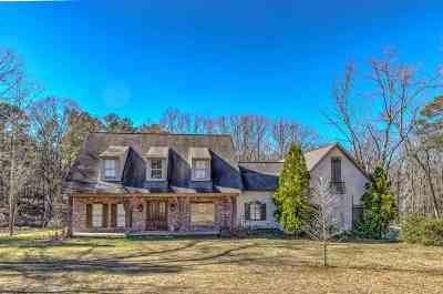 Hinds County Single Family Home For Sale: 104 Skyline Cv