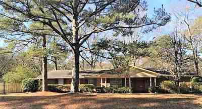 Jackson Single Family Home For Sale: 1055 Briarfield Rd