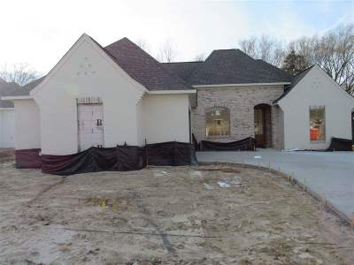 Madison County Single Family Home For Sale: 124 Glenwild Trail