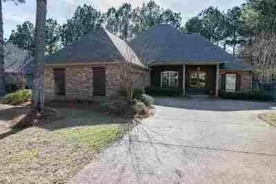 Madison County Single Family Home Contingent/Pending: 1409 Waterton Dr