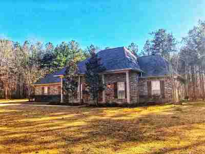 Brandon Single Family Home Contingent/Pending: 126 Will Stutley Dr