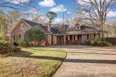 Jackson Single Family Home For Sale: 925 Park Lane Dr