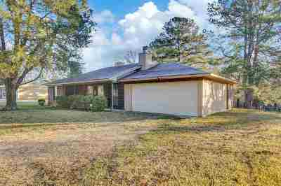 Hinds County Single Family Home Contingent/Pending: 4508 Clinton Tinnin Rd