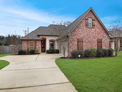 Rankin County Single Family Home For Sale: 305 Amberwood Ct