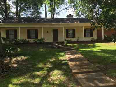 Jackson Single Family Home For Sale: 429 Heritage Pl