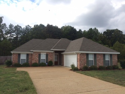 Rankin County Single Family Home For Sale: 1081 Spanish Oaks Dr