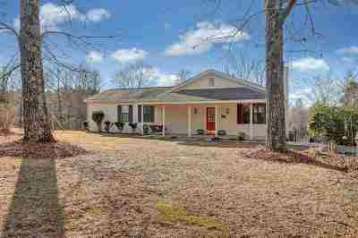 Florence, Richland Single Family Home For Sale: 2612 Cleary Rd