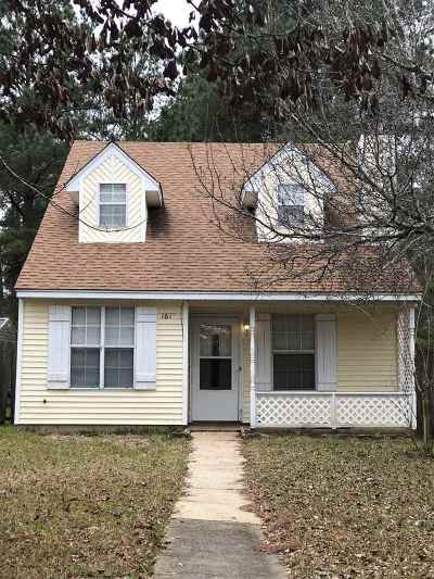 Rankin County Single Family Home For Sale: 161 Cumberland Rd #A