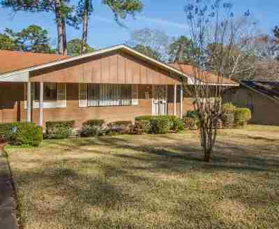 Jackson Single Family Home For Sale: 738 Nakoma Dr