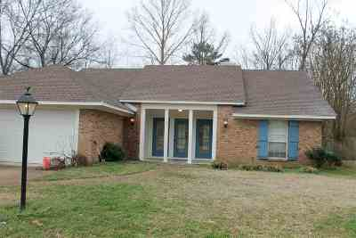Hinds County Single Family Home For Sale: 416 Patio Pl