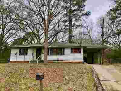 Jackson Single Family Home For Sale: 3175 Woodside Dr