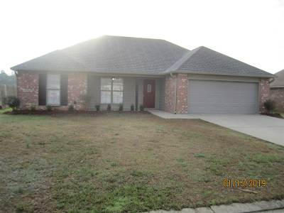 Pearl Single Family Home For Sale: 179 Cedar Spring Cir
