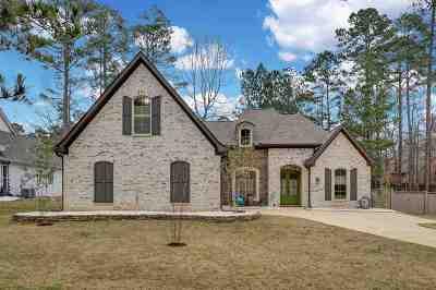Rankin County Single Family Home For Sale: 200 W Armistead Dr