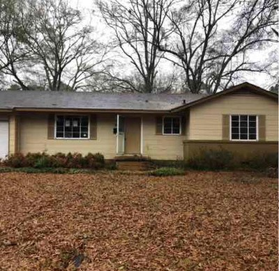 Jackson Single Family Home For Sale: 5442 Mimosa Dr