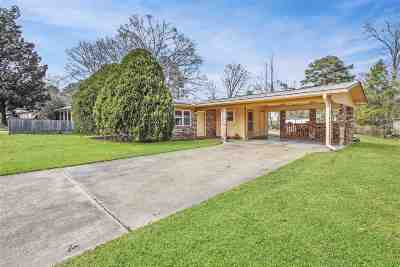 Pearl Single Family Home For Sale: 2370 Milam St