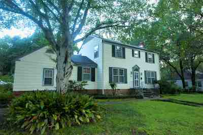 Jackson Single Family Home For Sale: 606 Meadowbrook Rd