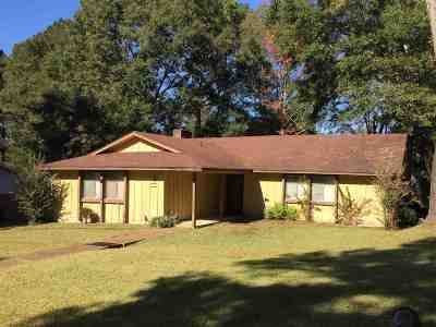 Jackson Single Family Home For Sale: 630 Spryfield Rd
