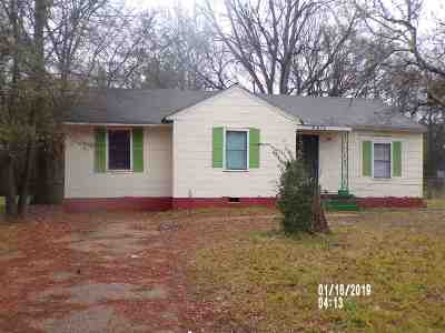 Jackson Single Family Home For Sale: 4434 Maryland Dr