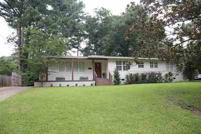 Jackson Single Family Home For Sale: 4272 Forest Park Dr