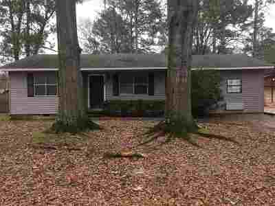 Pearl Single Family Home For Sale: 212 Pine Park Dr